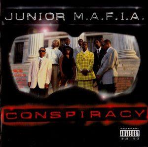 image cover album Conspiracy de Junior M.A.F.I.A
