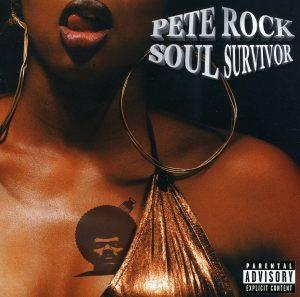 image cover album Soul Survivor de Pete Rock