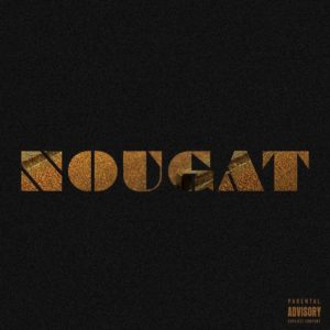 image cover son Nougat de Booba