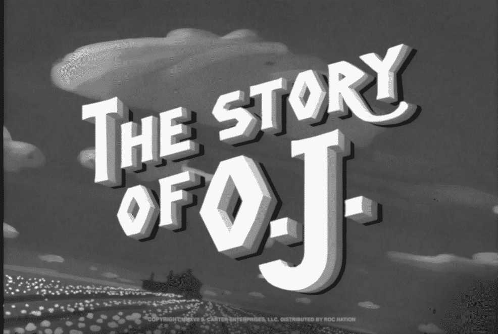 image du clip The Story of OJ de Jay Z