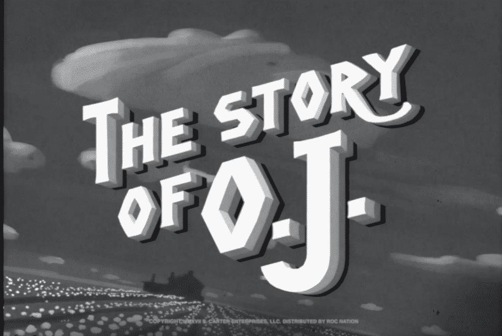 image du clip The Story of OJ de Jay Z