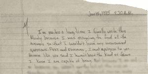 image lettre de Tupac à Madonna