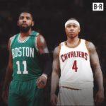 Pourquoi les Celtics sortent gagnant du trade Irving vs Thomas & Co.