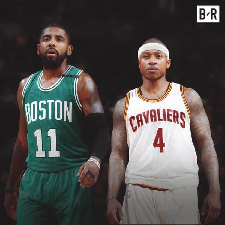 image kyrie irving isaiah thomas bleacher report