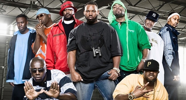 image wu tang clan annonce sortie album 2017
