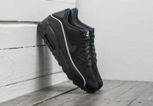 image nike air max 90 essential black mint