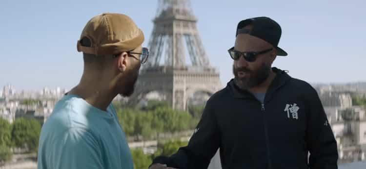 image dj ebro documentaire paris