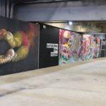 Le street art s'invite sur les Quais de Seine