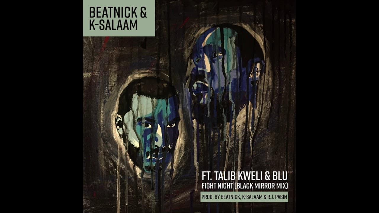 image talib kweli blu fight night