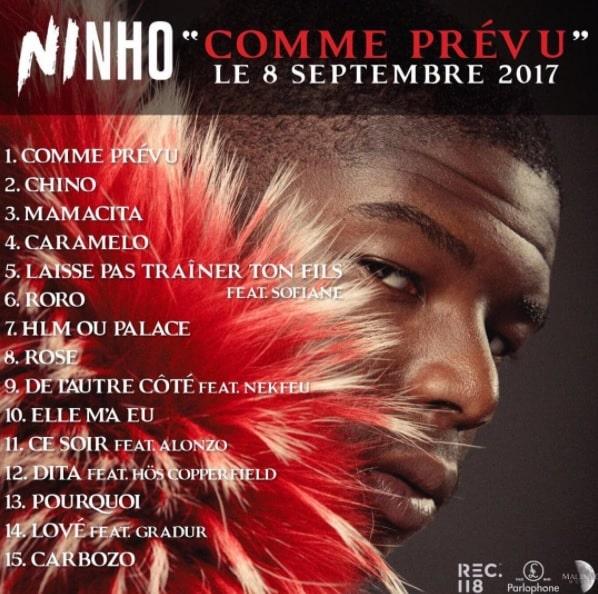 album ninho comme prevu utorrent
