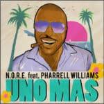 """Pharrell et N.O.R.E à nouveau réunis pour """"Uno Màs""""!"""