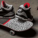 """Bientôt le retour de la Jordan 3 """"Black Cement"""""""