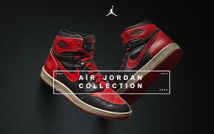 image jordan collection site