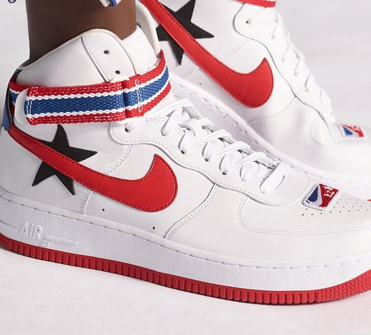 image nike air force 1 nba