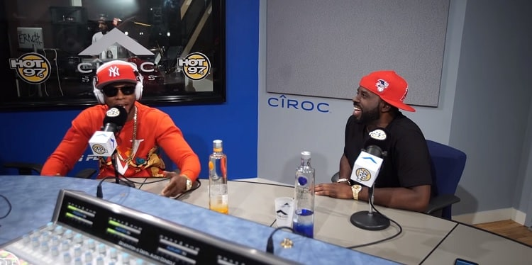 image freestyle papoose hot 97