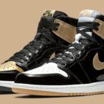 La Air Jordan 1 Gold Black débarque bientôt!