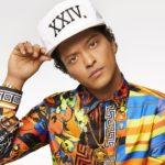 Bruno Mars en concert au Stade de France