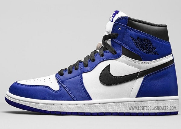 image air jordan 1 retro high OG blue
