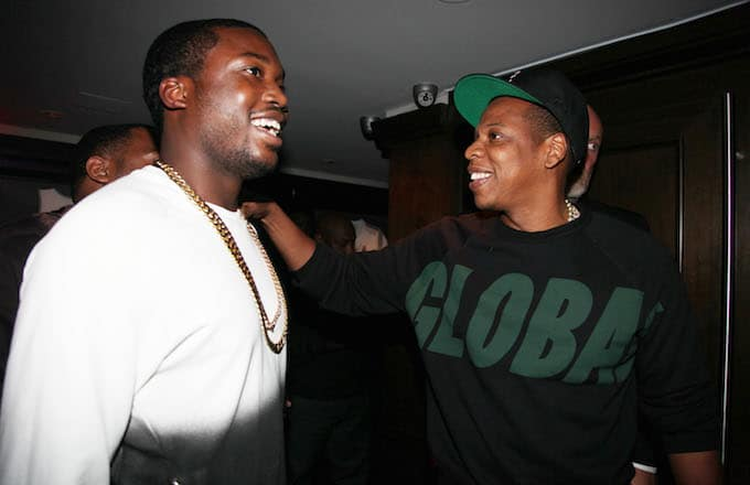 image jay-z meek mill soutient