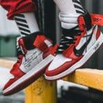 Nike lance sa collection Off-White
