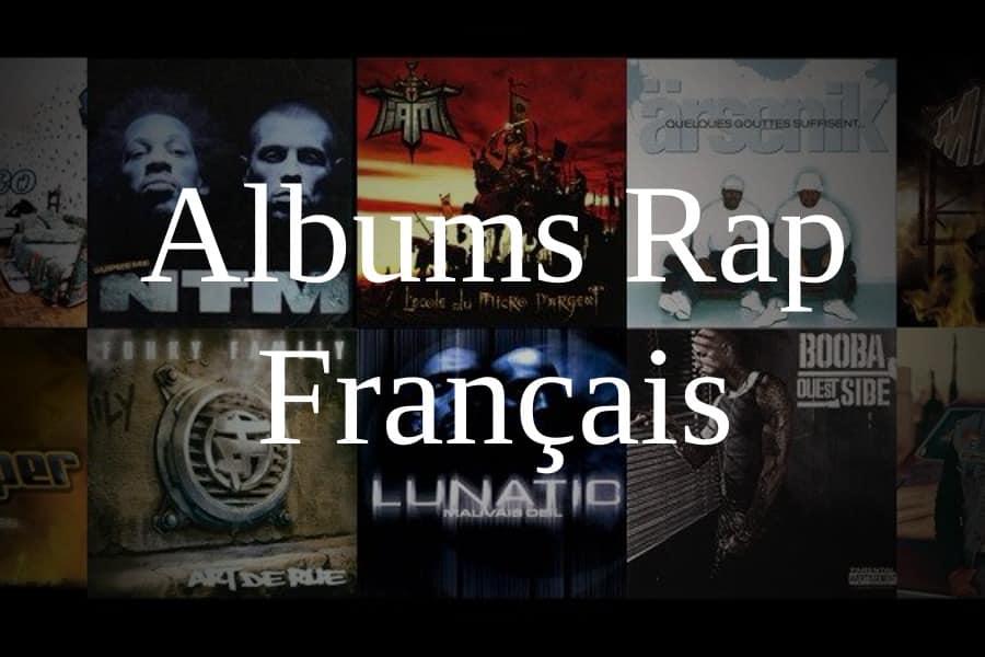 image albums rap francais hhc
