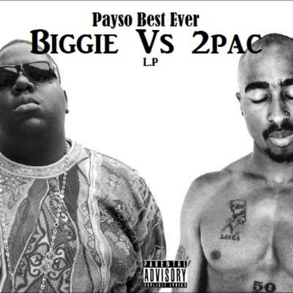 image biggie vs tupac mixtape décembre 2017