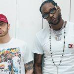Insolite: quand 2 Chainz se fait virer de l'album d'Eminem