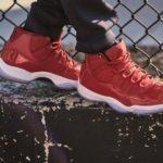 La Air Jordan 11 Gym Red rend hommage aux Bulls