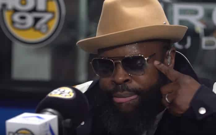 image black thought freestyle