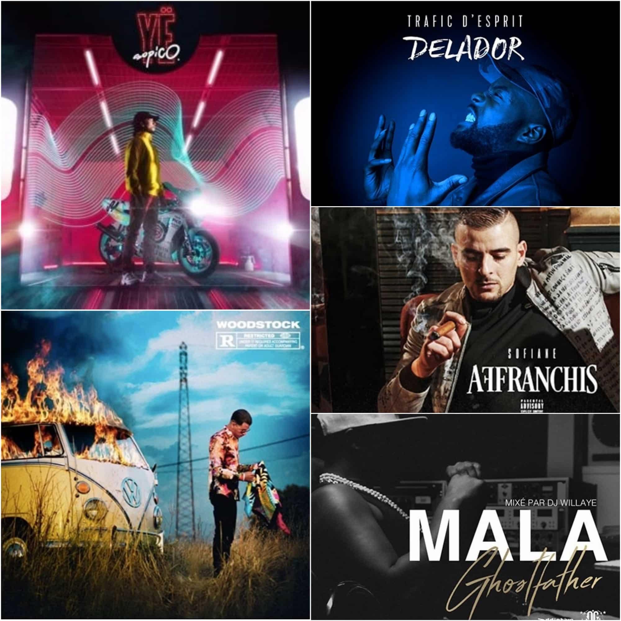 image albums janvier