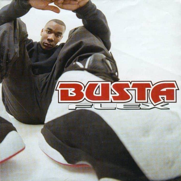 image busta flex chronique album classique 1998