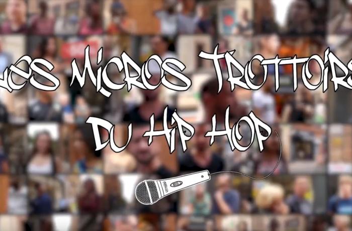 image micro trottoir du hip hop