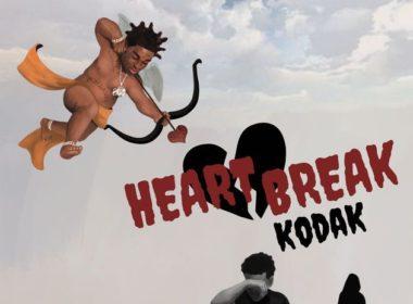 image kodak black break heart kodak cover