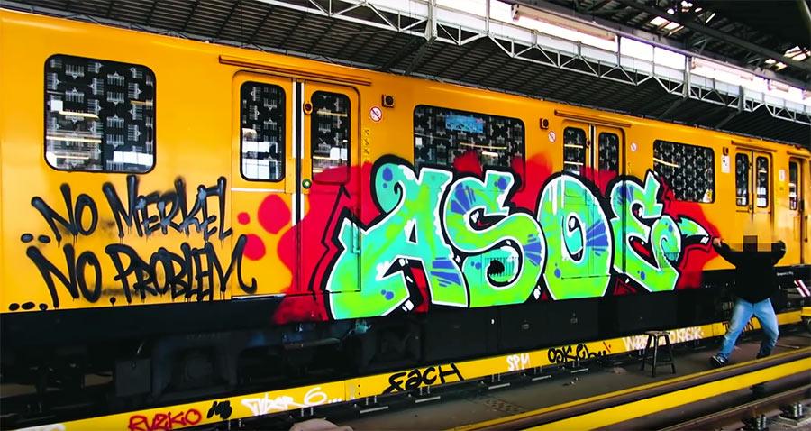 image graff berlin metro