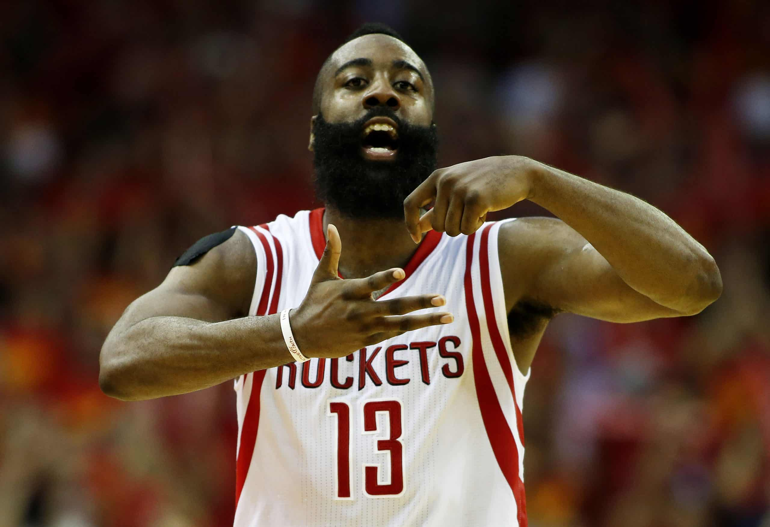 image james harden triple double