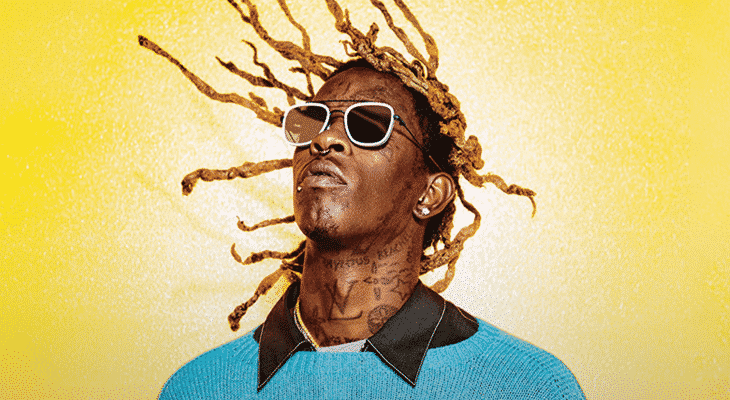 image young thug idol