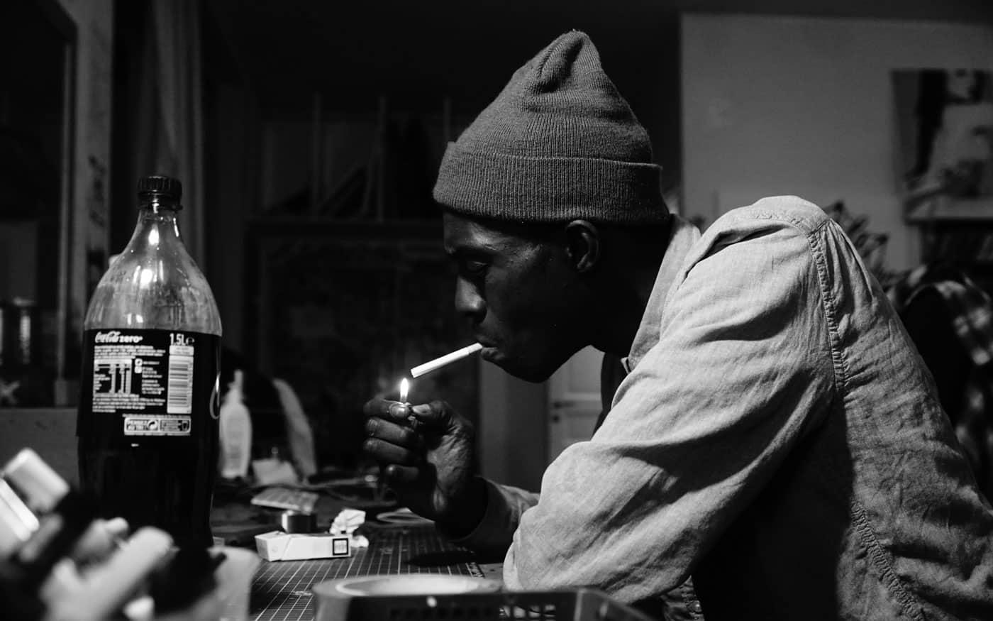 image joe lucazz top 10 rap français sons janvier 2018
