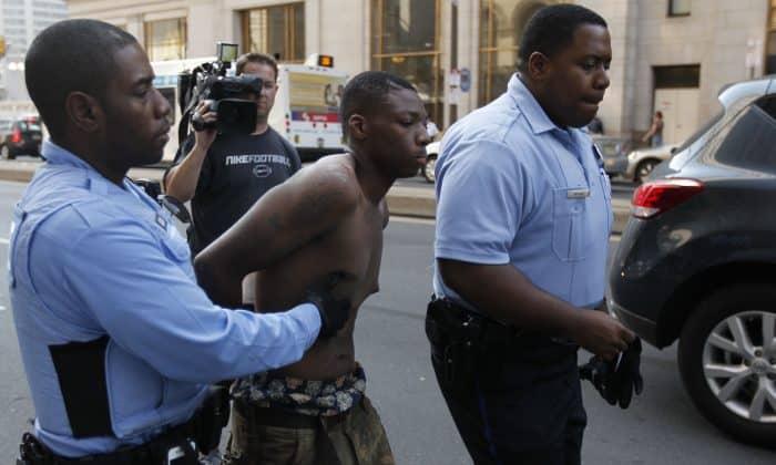 image police philadelphie meek mill corruption