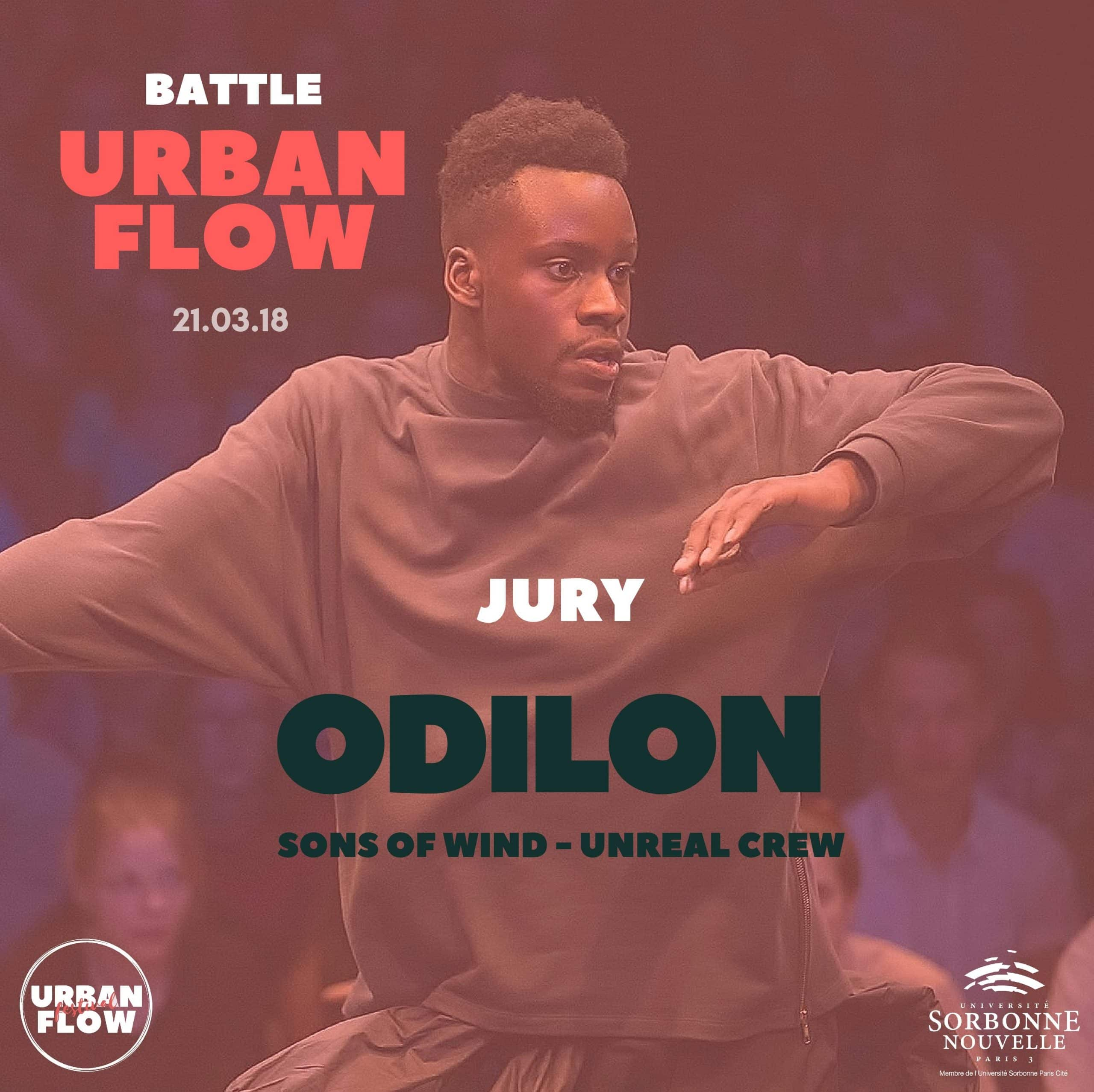 image odilon jury urban flow festival