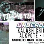 [Concours] Gagnez vos places pour le concert de Alkpote x Kalash Criminel x Oboy !