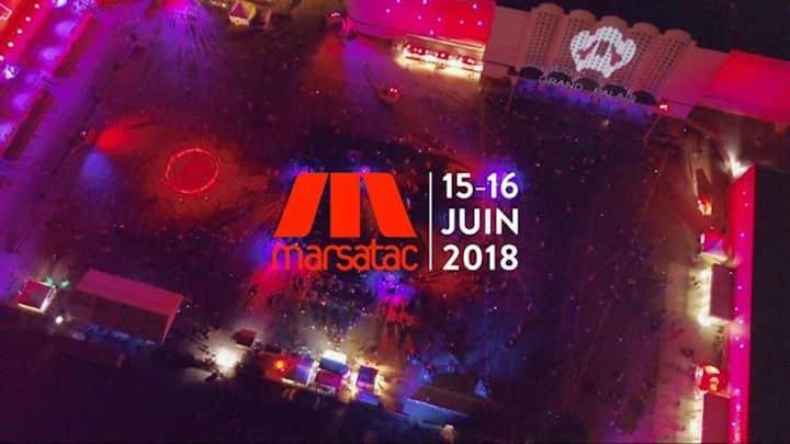 image marsatac 2018 programmation