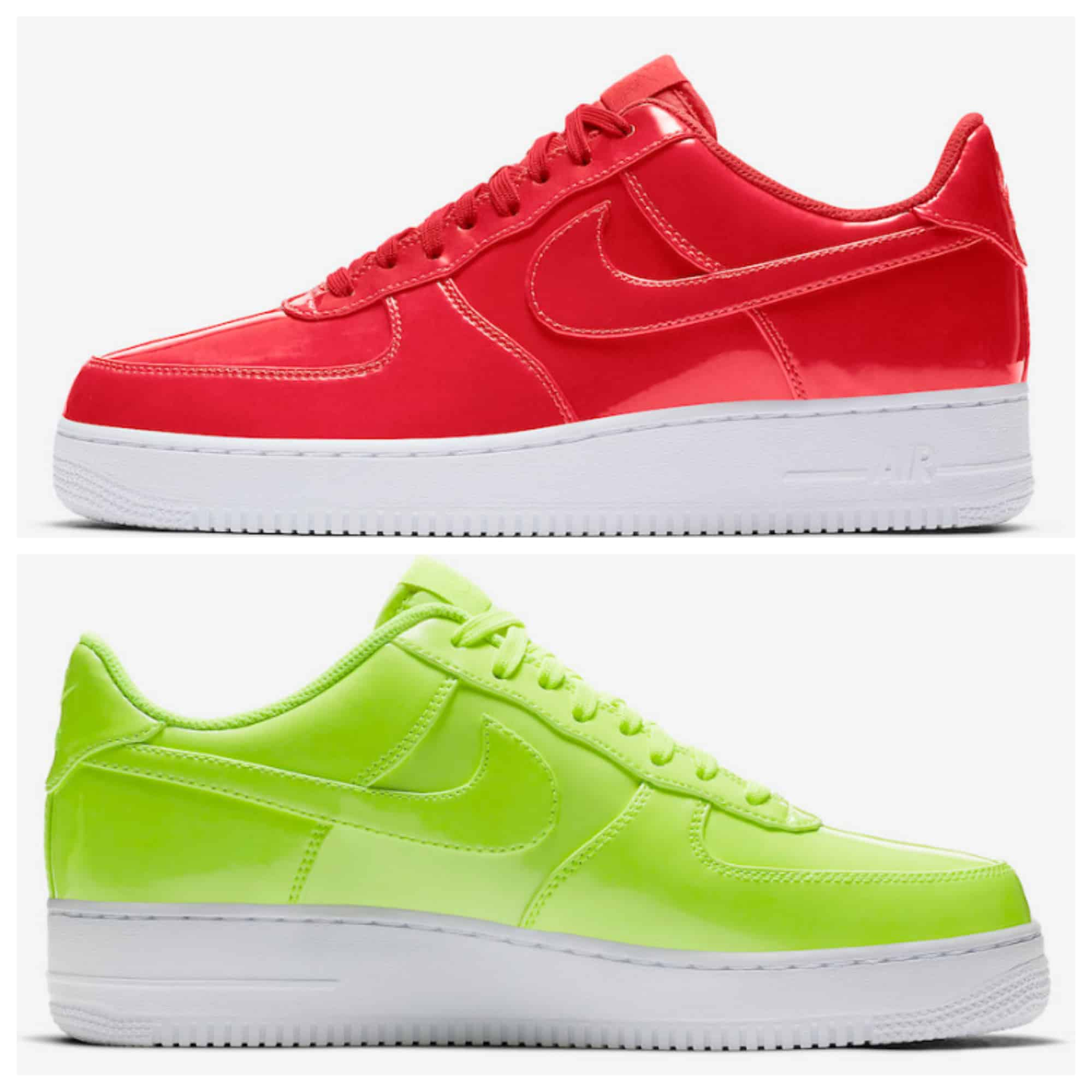 image  Air Force 1 Low Patent Leather