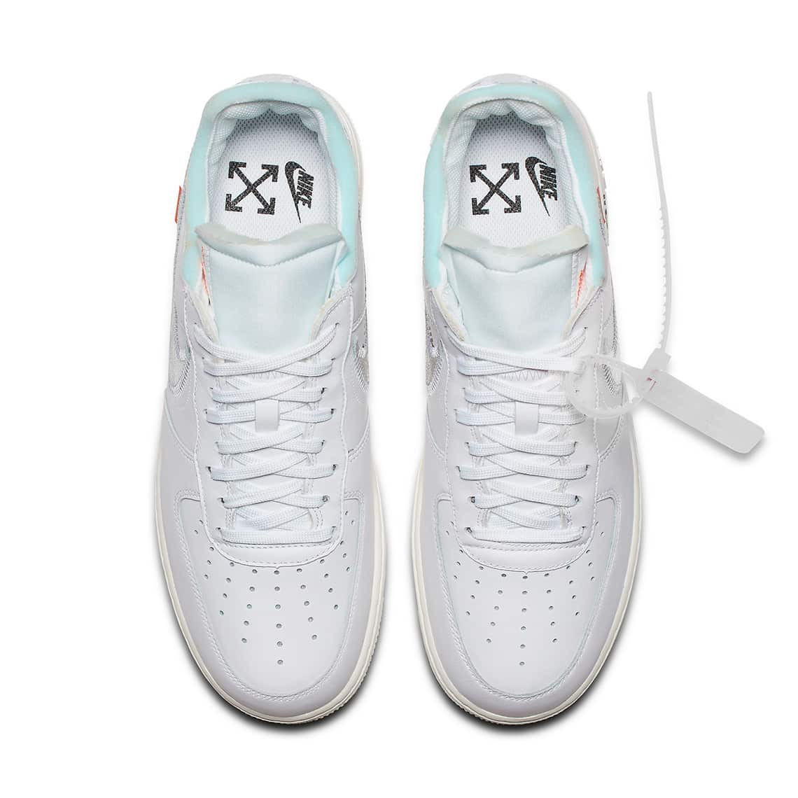 image nike air force 1 off white complex con
