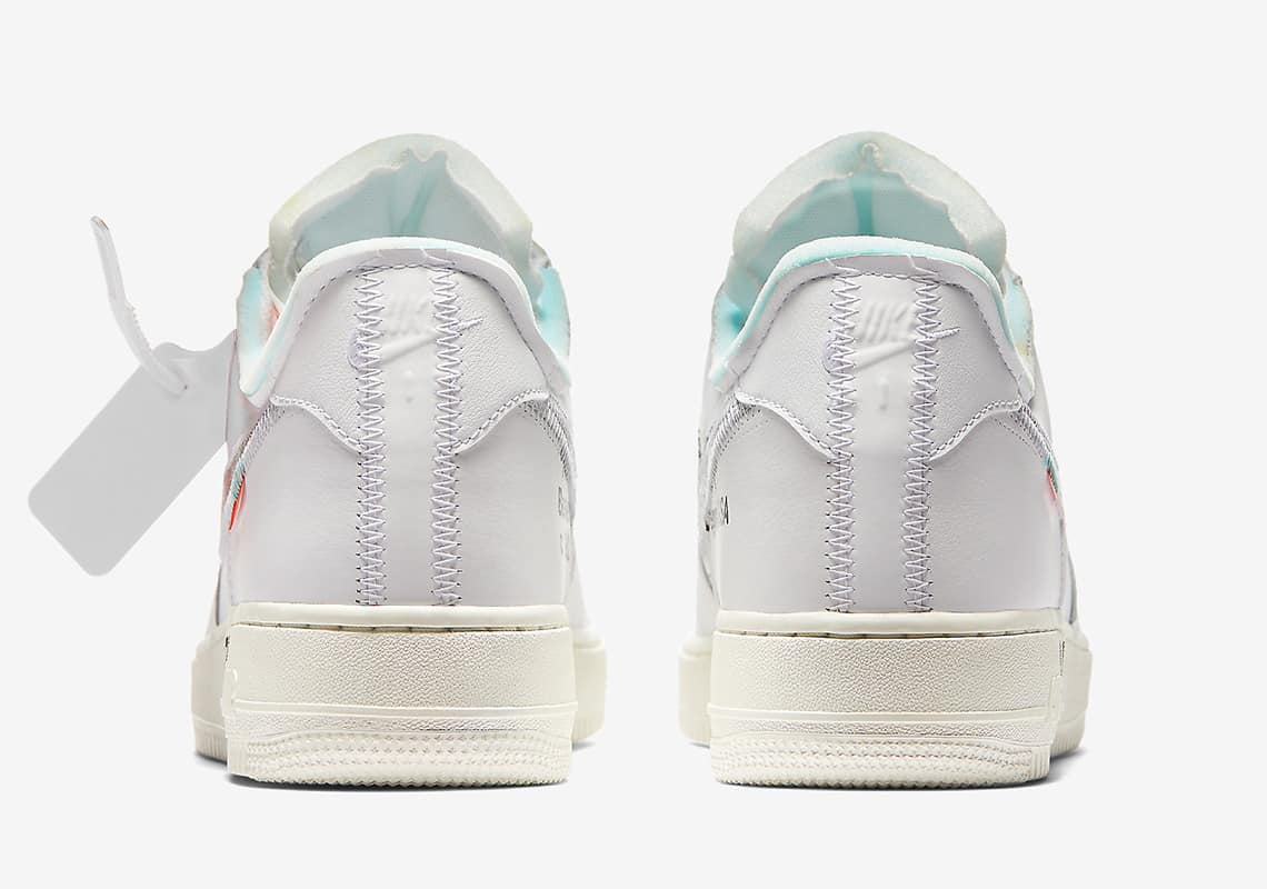 nike air force 1 off white complex con