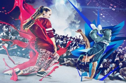 image red bull dance your style