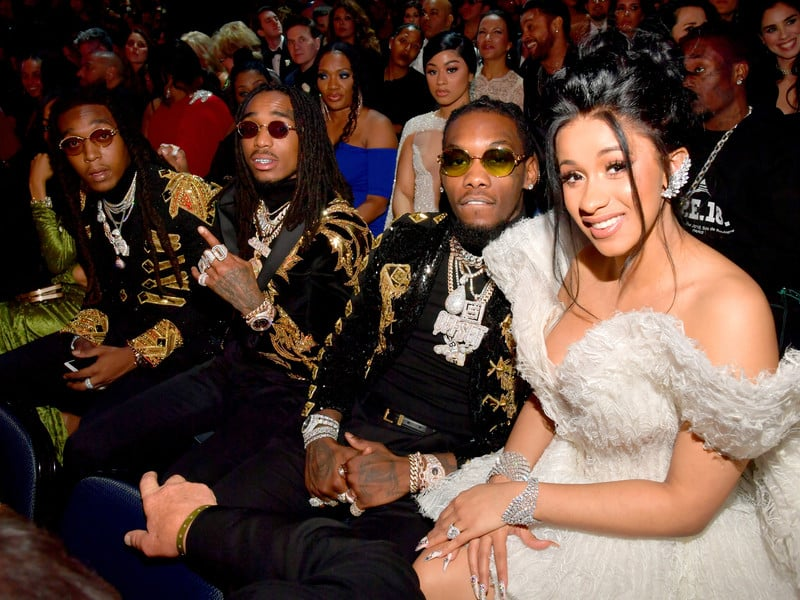 image 60th Annual GRAMMY Awards - Roaming Show