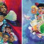 """J. Cole toujours aussi mystique dans son album """"KOD"""" !"""