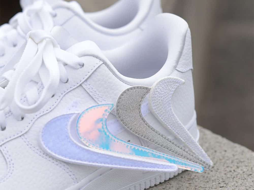 nike air force interchangeable velcro