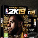 NBA 2K19 : Le jeu anniversaire des 20 ans de la licence !
