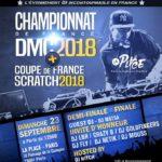 L'édition 2018 du Championnat de France DMC arrive fin septembre !